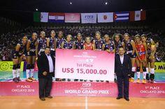 Estación Voleibol: FECHA FINAL DEL GRAND PRIX 3D EN CHICLAYO