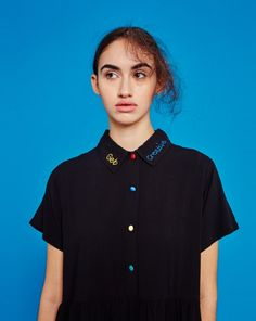 Don't Hug Me I'm Scared for Lazy Oaf Get Creative Dress - DHMIS for Lazy Oaf - Collections - Womens