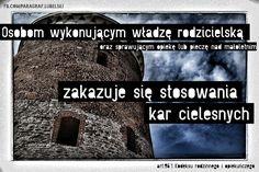 Przemoc fizyczna względem dzieci nie jest dozwolona. www.adwokat-sarzynski.pl Grzegorz Sarzyński z Tarnobrzega