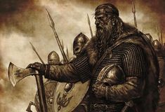 The Vikings are coming….the Vikings are coming Viking Warrior, Art Viking, Viking Metal, Warrior Symbols, Viking Shield, Spiritual Warrior, Viking Life, Vikings Art, Norse Vikings