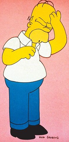 D'oh! I'm a modern icon: He's a fat yellow moron who's just won the Turner Prize. So why DOES the world love Homer Simpson?