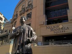 Nelson Mandela Square, Sandton, South Africa