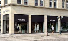 MAX MARA (Store) @Amburgo, Germania by AD Store & More #maxmara #store #design #work #managment #retail #adsm