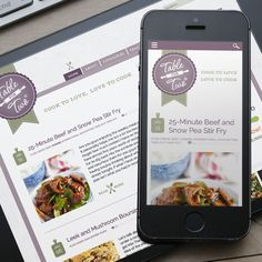 Several years ago, we created a custom ProPhoto design for food blogger Julie Wampler, and since then, we've enjoyed watching her site grow exponentially! Table for Two is a great resource for delicious recipes, and over the years, Julie has amassed a great deal of content and needed a new design to better organize it …