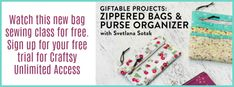 Goin' uptown tote bag purse - Sew Modern Bags