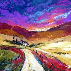 Brodies Glen Limited Edition Giclee Print - Moy Mackay Gallery