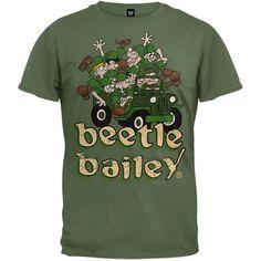 Beetle Bailey - Group T-Shirt