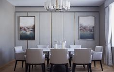 The Dining Room Furniture That Interior Design Dreams Are Made Of | Dining Room Ideas | Interior Design. Dining Room Chairs. Dining Room Furniture. #diningroomideas #diningroomfurniture Read more: https://www.brabbu.com/en/inspiration-and-ideas/interior-design/dining-room-furniture-dreams-are-made-of