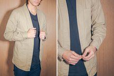 Noragi chore jacket - Gym standard