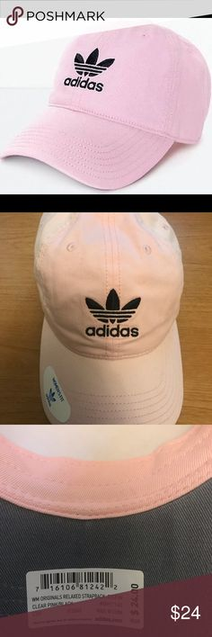 "b556752c83204b Light pink adidas ""dad"" hat. brand new. Light pink adidas ""dad"
