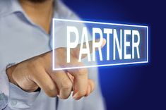 THE BLESSING OF PARTNERSHIP. BECOME A PARTNER WITH RSMI