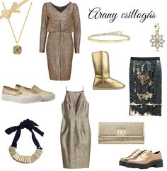 A csillogó ruhák szezonja / Shopping. Polyvore, Shopping, Image, Style, Fashion, Moda, Fashion Styles, Fashion Illustrations, Stylus