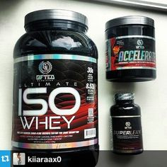 The GIFT #PhilHeath and #GiftedNutrition the best in the fitness industry. #giftedgirls #MrOlympia #War4four