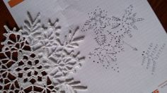 snowflake 497, Galeria rozmaitości: Wzory szydełkowe-Boże Narodzenie