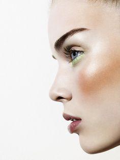 Shiny Cheeks, Lovely Eyes