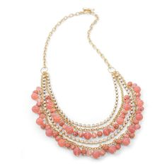 Strawberry Ice Necklace   Fusion Beads Inspiration Gallery