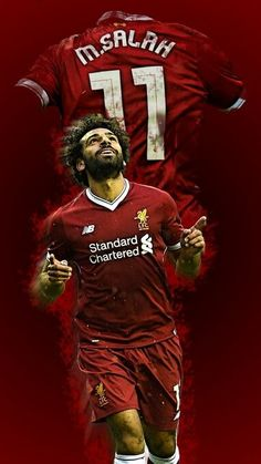 Mohamed Salah -s Ynwa Liverpool, Liverpool Champions, Liverpool Players, Liverpool Fans, Liverpool Football Club, Liverpool Fc Wallpaper, Liverpool Wallpapers, Premier League, Mohamed Salah Liverpool