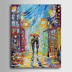 Hand geschilderd olieverfschilderij People 1211-PE0076 – EUR € 65.99