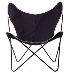 Butterfly Chair Gray Cover | Rejuvenation #TakeItOutside