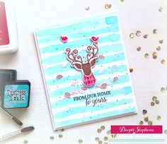 Catchy Design : Stamp Of Approval | Candy Cane Lane Collection Blog The Candy Cane Lane Stamp of Approval Collection makes holiday card making easy! www.cpstampofapproval.comHop