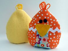 Introducing {drumroll please...} The Chick-sicle! {A rice-filled Cooling Pad for children} As a mother of seven ...