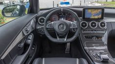 Mercedes-AMG C63 S Coupe (2015) review by CAR Magazine