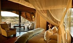Suite at The Motse, Tswalu.