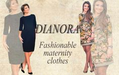 Dianora - clothes for pregnant