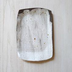 Matte White Platter #1 | Elephant Ceramics