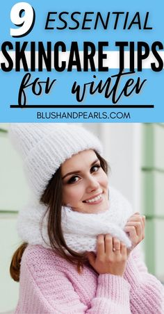 9 Essential Skincare Tips For Winter. I share the best winter skincare products using hyaluronic acid to keep skin glowing and moisturized. Find out how to update your skincare routine this winter fast. I also include the best dry brushing, exfoliation and body care tips and products to add into your winter shower routine for glowing skin. Plus, find out how to keep your lips soft and smooth and how to use a facial oil to avoid flakiness. | skincare routine for dry skin winter | #skincaretip Skin Care Regimen, Skin Care Tips, The Ordinary Skincare, Korean Skincare Routine, Best Skincare Products, Glowing Skin, Good Skin, Dry Skin, Natural Skin Care