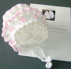 Free Crochet Baby Hat Patterns | CROCHET BABY BONNETS | Crochet For Beginners