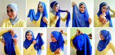 Hijab tutorial nice