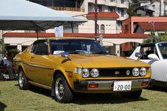 1976 Toyota Celica Liftback