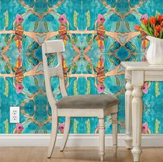 Custom Wallpaper / Spoonflower