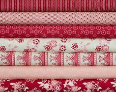 NEW ARRIVAL Raspberry Parlour Fabric for Riley Blake. - Fabrics4u2 Patchwork and Quilting Store www.fabrics4u2.com.au