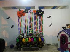 Mesa de dulces !!Halloween Ximena