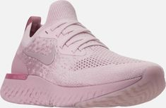 Women's Nike Epic React Flyknit Running Shoes| Finish Line
