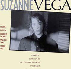 Suzanne Vega. Suzanne Vega. LP.