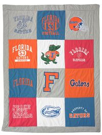 i have wanted this blanket since my first year as a gator. maybe one day...