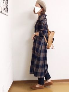 Minnetonkaのモカシン/デッキシューズ「MINNETONKA/ミネトンカ KILTY 」を使ったwelina*のコーディネートです。WEARはモデル・俳優・ショップスタッフなどの着こなしをチェックできるファッションコーディネートサイトです。