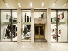 Linea Piu luxury retail