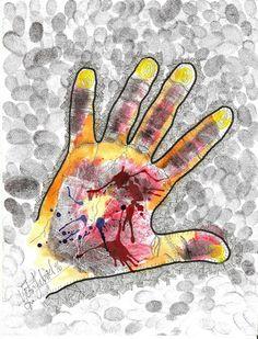 Encuentros y desencuentros: Identidad perdida ( serie manos )