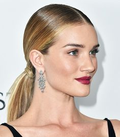 7 Genius Beauty Tips We Learned From Rosie Huntington-Whiteley via @ByrdieBeautyUK