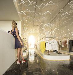 MR&MRS White Store / Paulo Merlini arquitetos