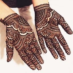 Pick a design and leave it on our Mehendi Expert. New Bridal Mehndi Designs, Full Hand Mehndi Designs, Henna Art Designs, Mehndi Designs For Girls, Mehndi Designs For Beginners, Mehndi Designs 2018, Dulhan Mehndi Designs, Mehndi Designs For Fingers, Mehndi Design Pictures
