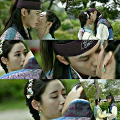 ㅋㅋㅋㅋahhhh this couple was by far the cutest in the whole show!