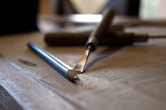 El arte ataca la cocina, en creación de una tabla para asados...Marecopolis
