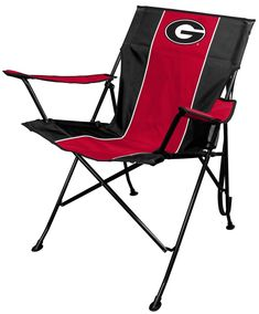 Georgia Bulldogs Chair Tailgate - Special Order. More information. More information. Pittsburgh Steelers Embroidered Wristlet  sc 1 st  Pinterest & Pittsburgh Steelers Tailgate Chair | Tailgate chairs Pittsburgh ...
