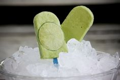 Key Lime Pie Popsicles (GAPS, Paleo and Primal) - The Mommypotamus