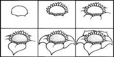 karakalem çiçek resimleri ile ilgili görsel sonucu